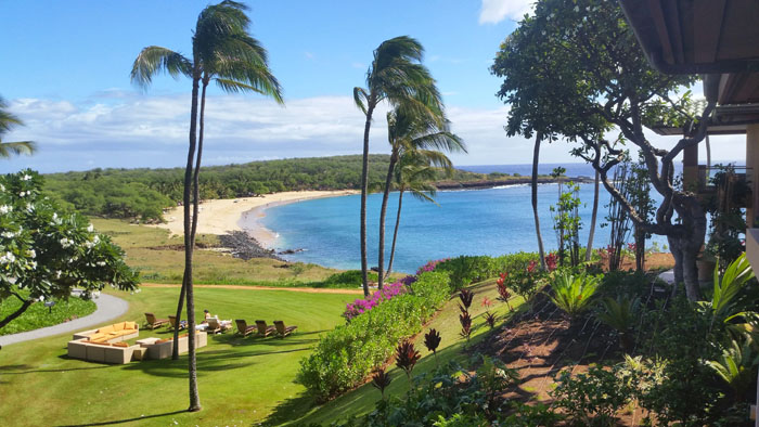 FS Lanai Manele Bay Hawaii