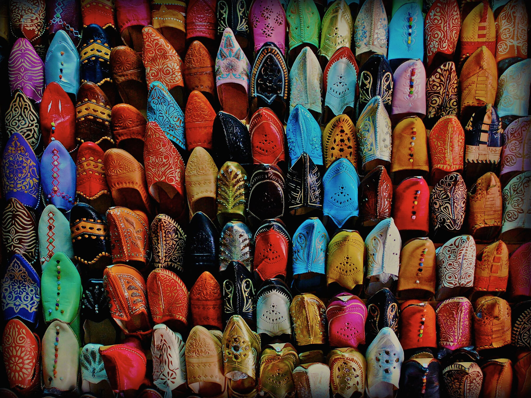 morocco shoes