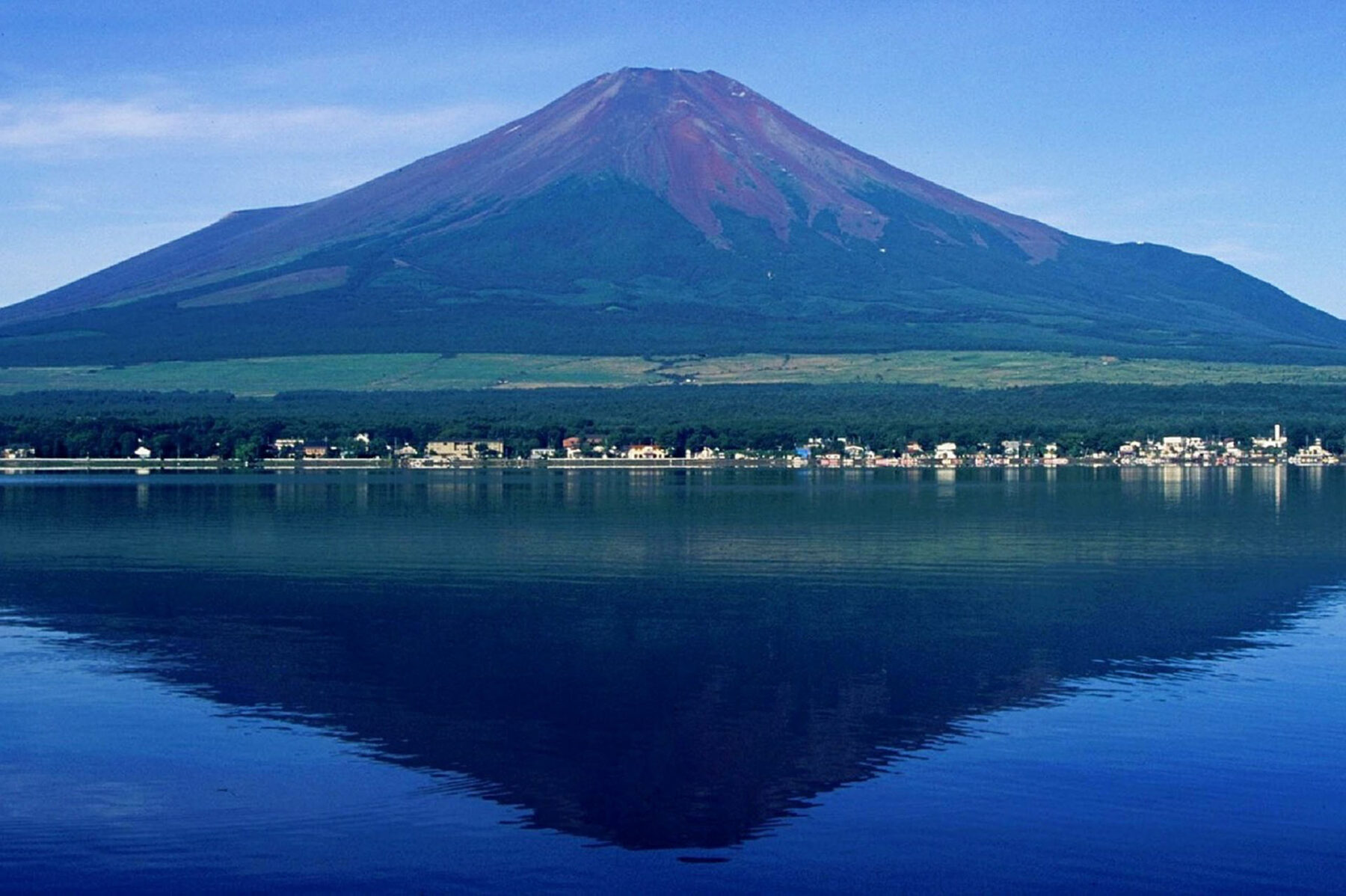 The Iconic Mount Fuji - Japan - The Travel Agent, Inc.
